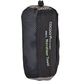 Cocoon Microfiber Towel Ultralight X-Large manatee grey